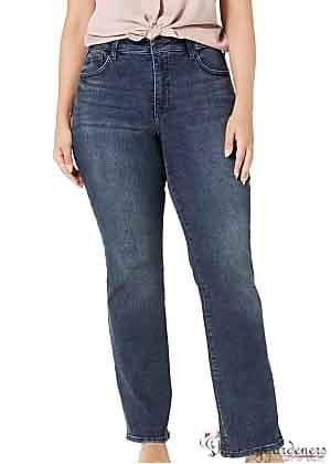 good jeans for apple shape