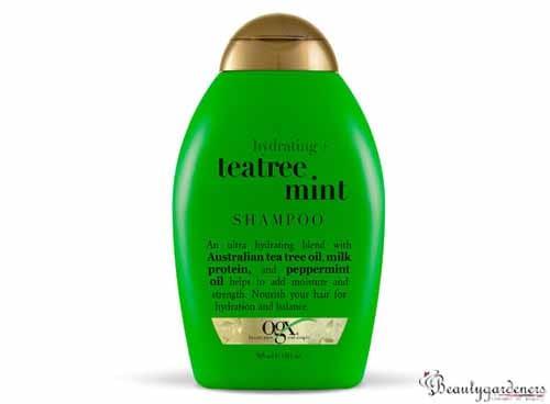 OGX mint hydrating shampoo copy
