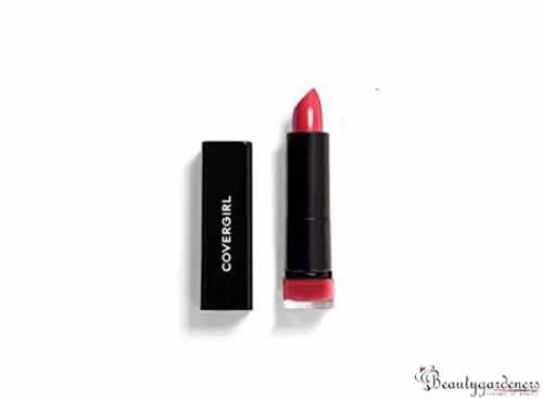 Covergirl succulent cherry lipstick review