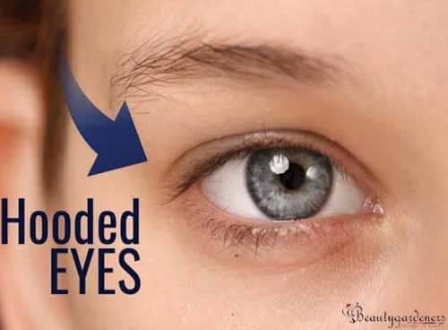 makeup for hooded eyes