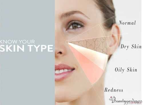 how to determine oily skin