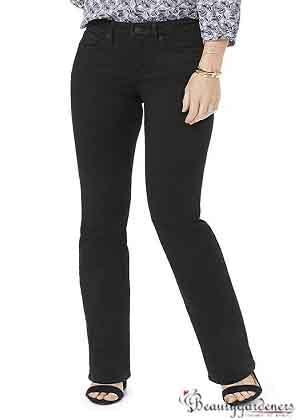 apple shape high waisted jeans