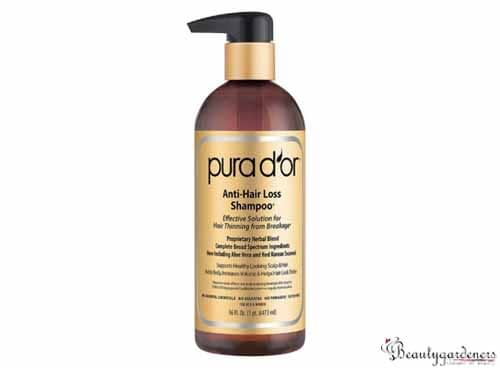 scalp smell shampoo