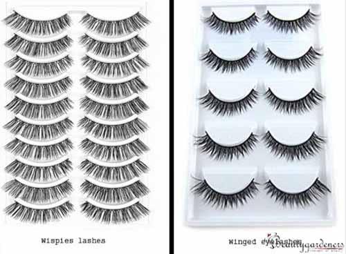 best eyelashes for hooded eyes