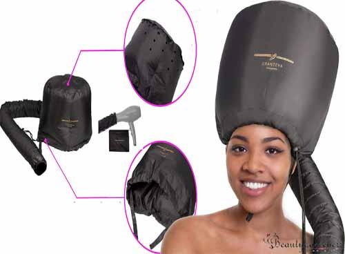 bonnet hair dryer attachment